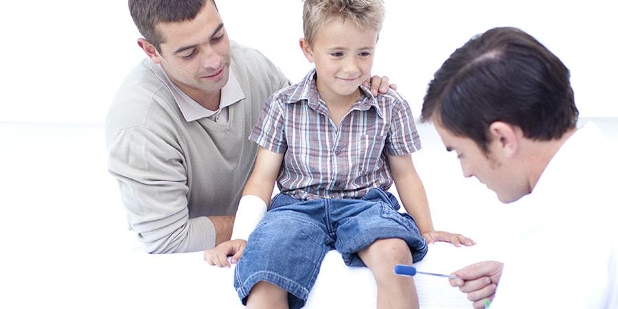 Reconocimiento Médico Deportivo Infantil